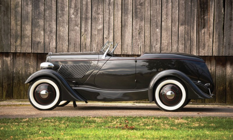 1932 Ford Model 18 Edsel Ford Speedster 5