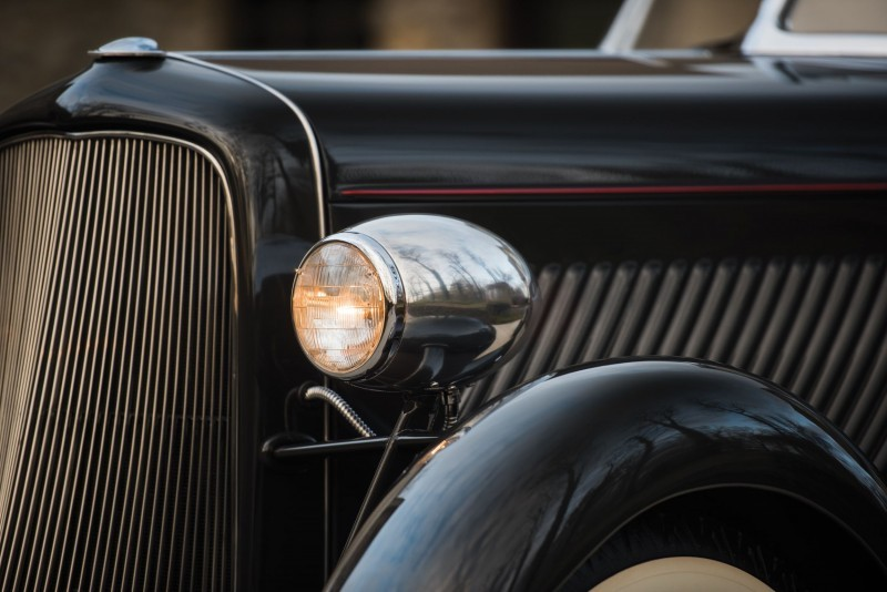 1932 Ford Model 18 Edsel Ford Speedster 8