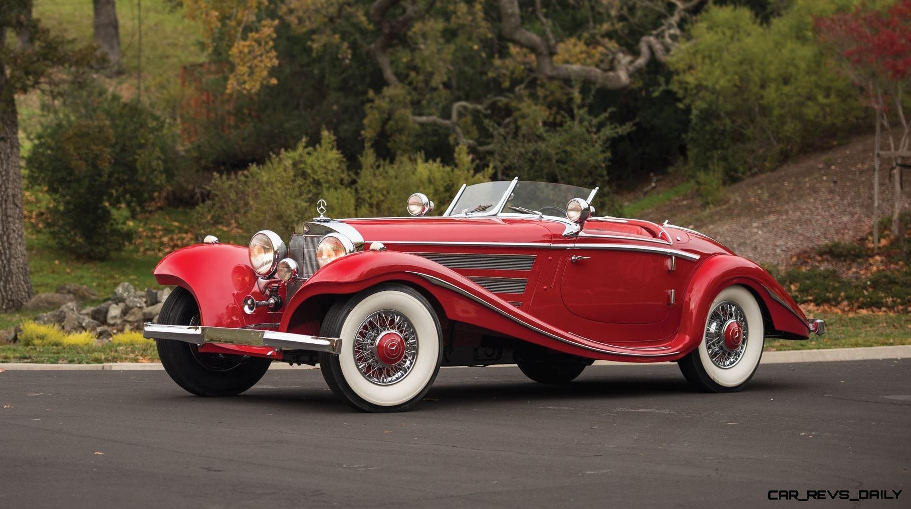 1937 Mercedes-Benz 540K Special 1