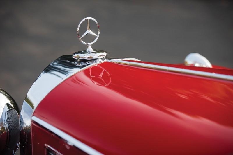 1937 Mercedes-Benz 540K Special 11
