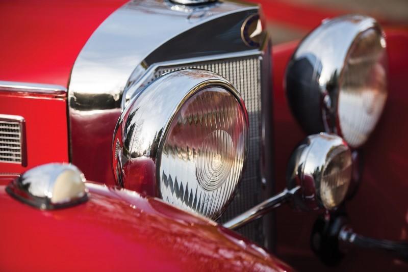 1937 Mercedes-Benz 540K Special 12