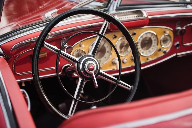 1937 Mercedes-Benz 540K Special 15