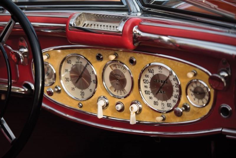 1937 Mercedes-Benz 540K Special 16