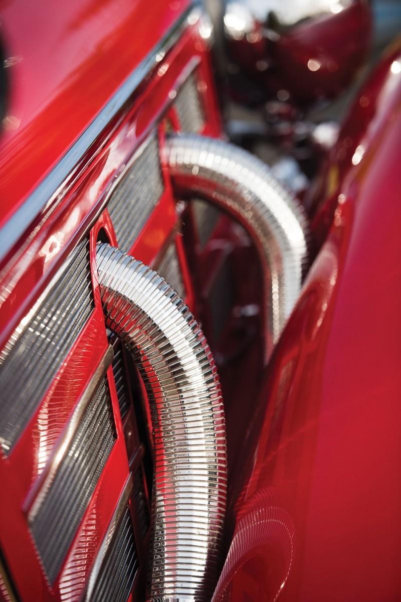 1937 Mercedes-Benz 540K Special 17