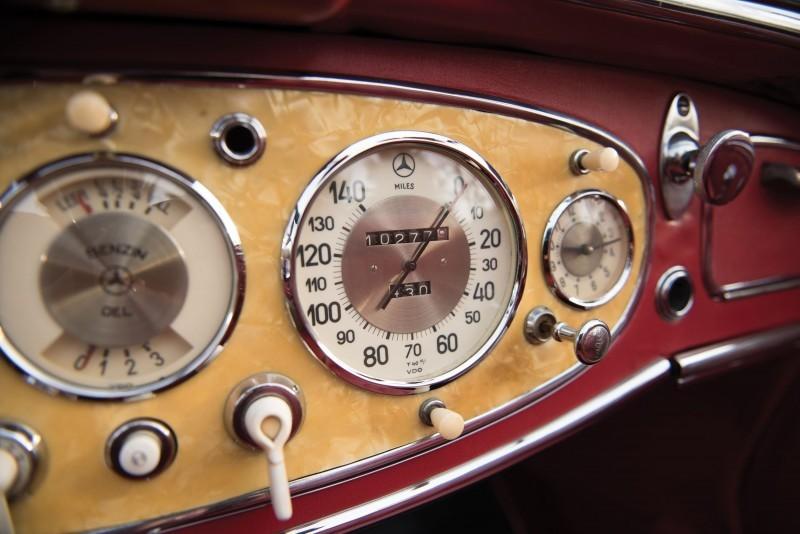 1937 Mercedes-Benz 540K Special 19