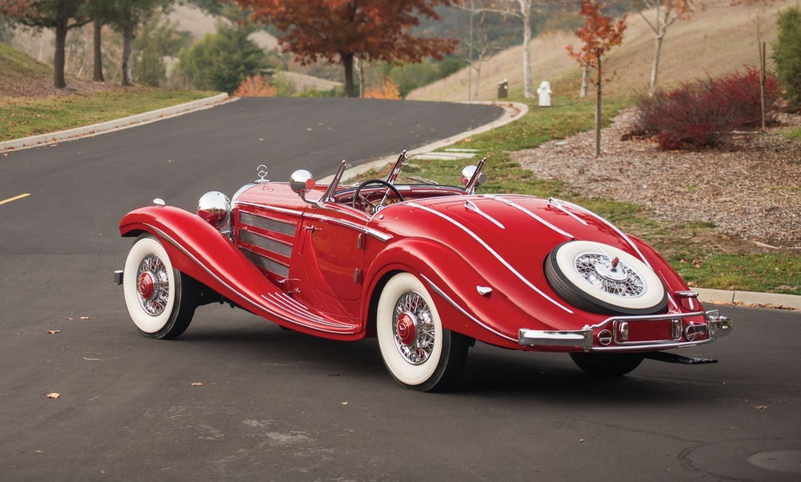 12 Million Dollar Merc 1937 540k Special Is Longtail