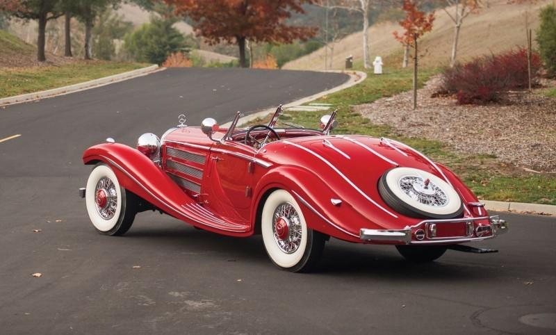 1937 Mercedes-Benz 540K Special 2
