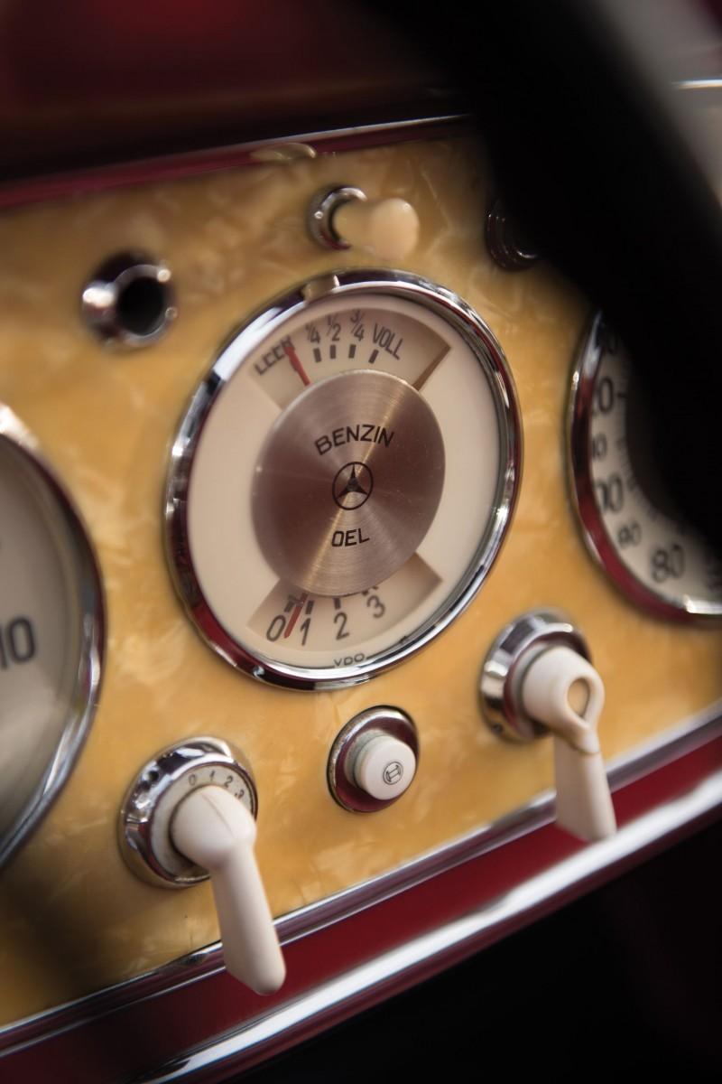 1937 Mercedes-Benz 540K Special 21