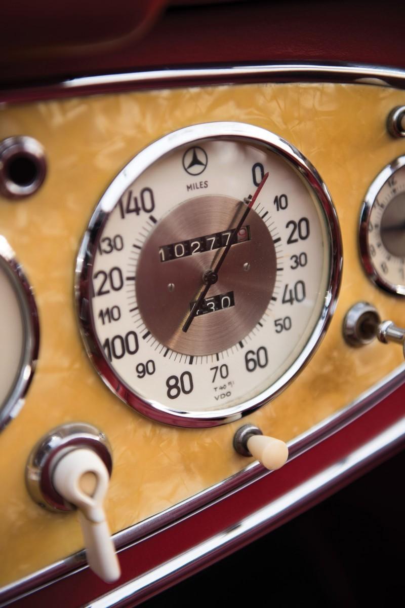 1937 Mercedes-Benz 540K Special 22