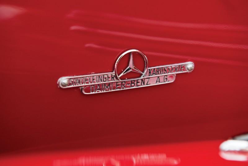 1937 Mercedes-Benz 540K Special 26