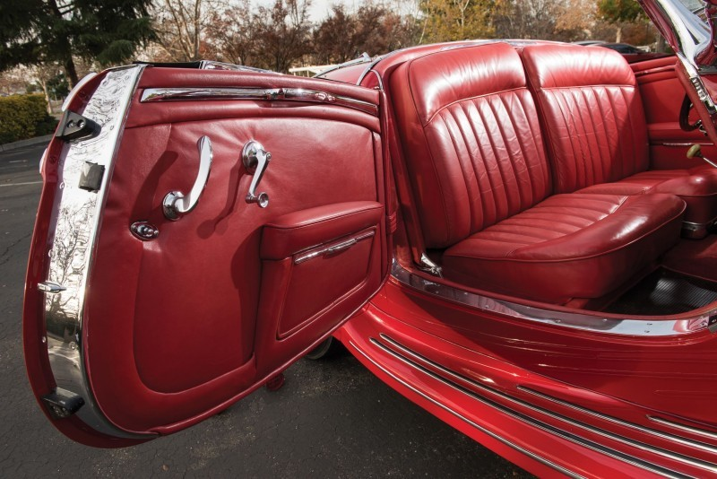 1937 Mercedes-Benz 540K Special 28