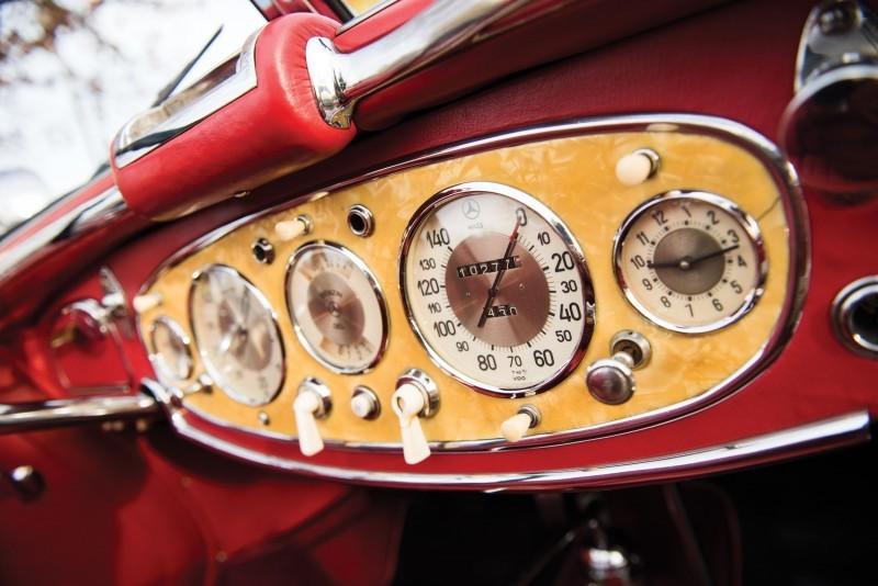 1937 Mercedes-Benz 540K Special 31