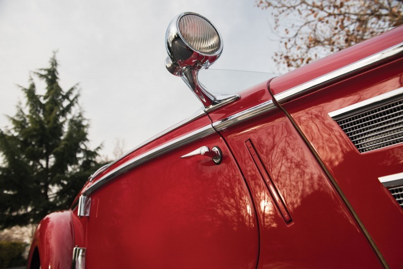1937 Mercedes-Benz 540K Special 34