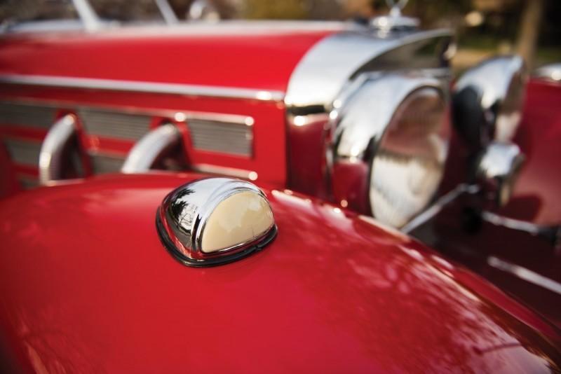 1937 Mercedes-Benz 540K Special 35