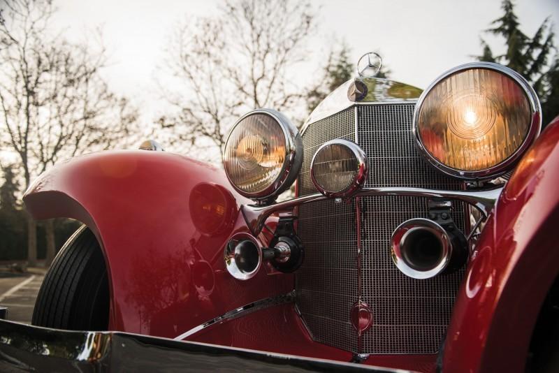 1937 Mercedes-Benz 540K Special 36