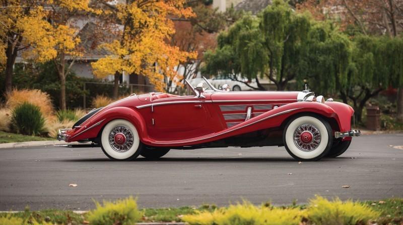 1937 Mercedes-Benz 540K Special 38