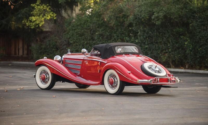 1937 Mercedes-Benz 540K Special 40