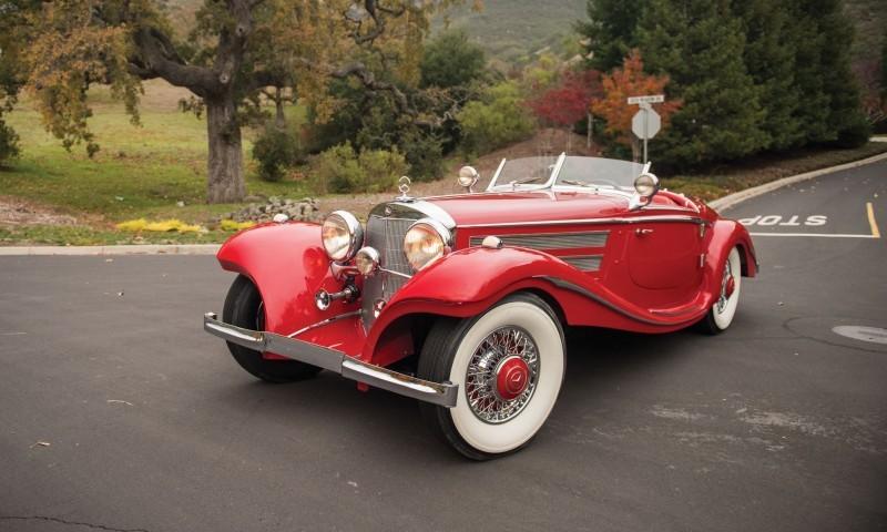 1937 Mercedes-Benz 540K Special 41