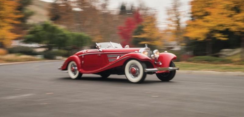 1937 Mercedes-Benz 540K Special 42