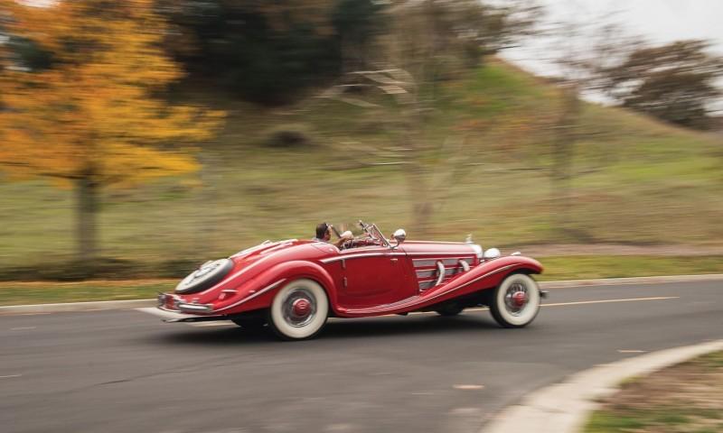 1937 Mercedes-Benz 540K Special 43