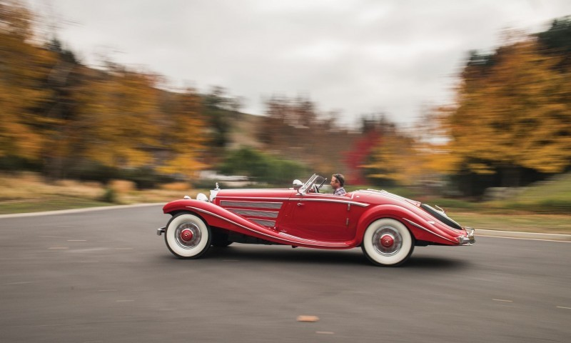 1937 Mercedes-Benz 540K Special 44
