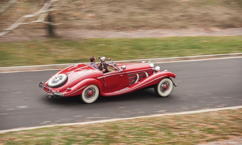 1937 Mercedes-Benz 540K Special 45