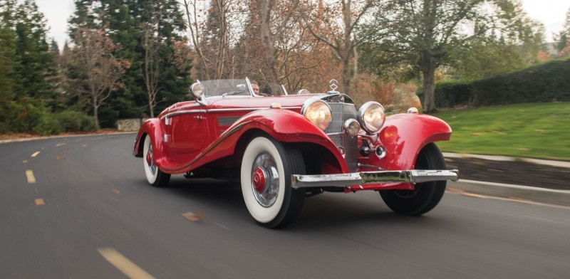 1937 Mercedes-Benz 540K Special 46