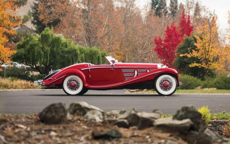 1937 Mercedes-Benz 540K Special 5