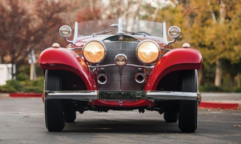 1937 Mercedes-Benz 540K Special 6
