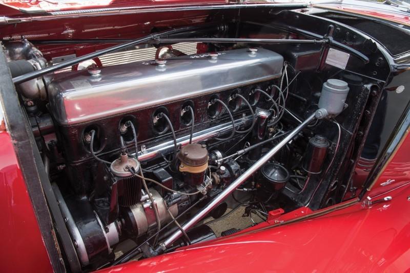 1937 Mercedes-Benz 540K Special 8