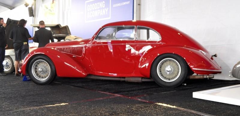 1938 Alfa-Romeo 6C 2300B Mille Miglia 1