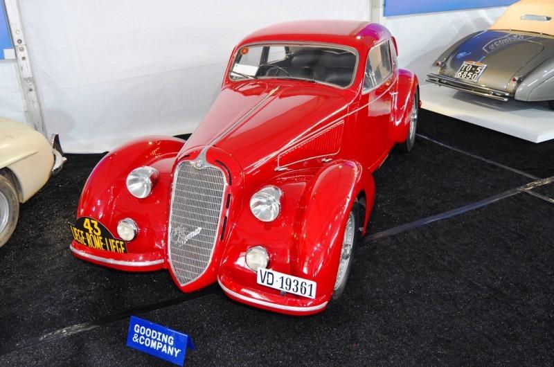 1938 Alfa-Romeo 6C 2300B Mille Miglia 10