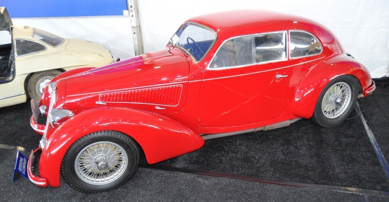1938 Alfa-Romeo 6C 2300B Mille Miglia 12