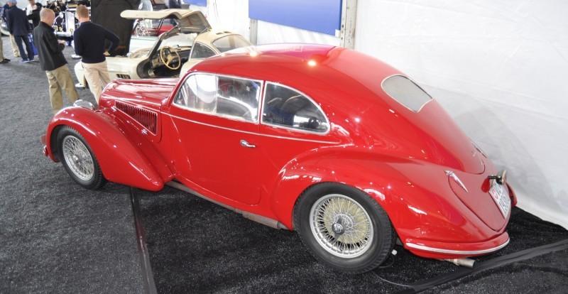 1938 Alfa-Romeo 6C 2300B Mille Miglia 14