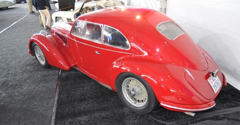 1938 Alfa-Romeo 6C 2300B Mille Miglia 15