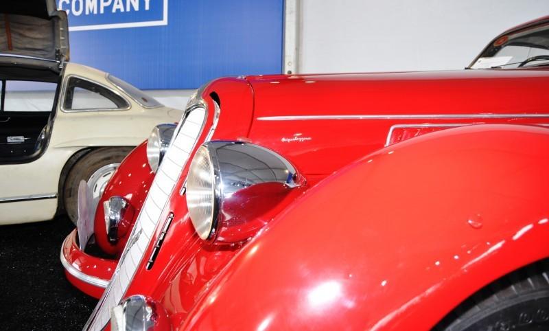 1938 Alfa-Romeo 6C 2300B Mille Miglia 19
