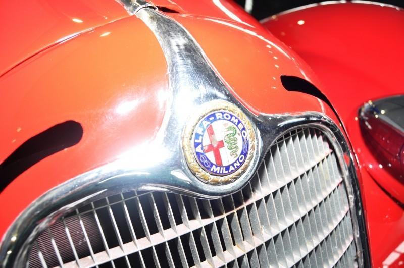 1938 Alfa-Romeo 6C 2300B Mille Miglia 21