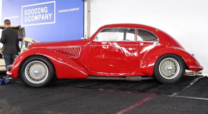 1938 Alfa-Romeo 6C 2300B Mille Miglia 3