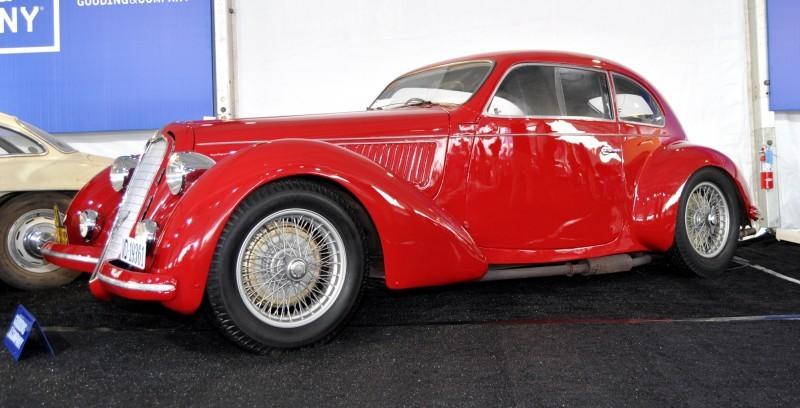 1938 Alfa-Romeo 6C 2300B Mille Miglia 5