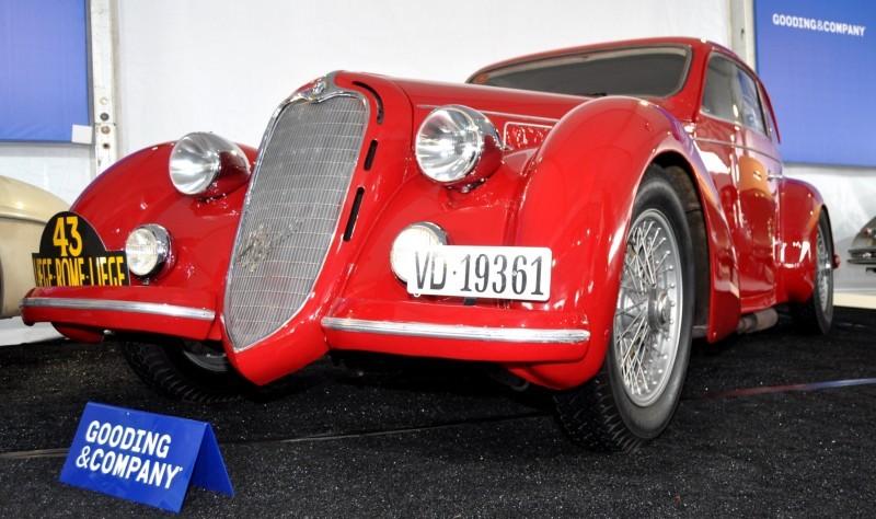 1938 Alfa-Romeo 6C 2300B Mille Miglia 7