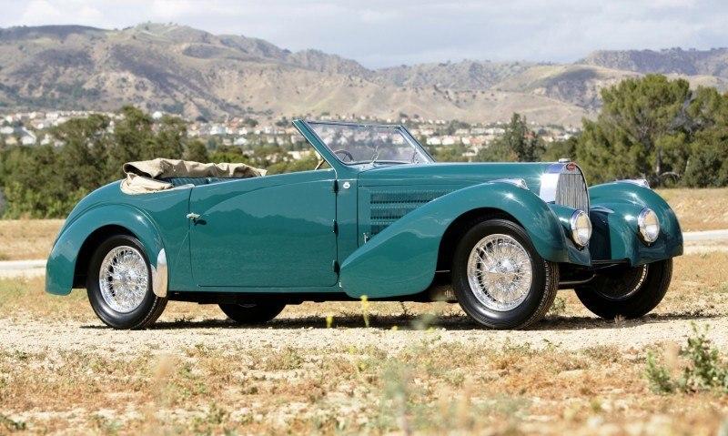 1938 Bugatti Type 57C Stelvio by Gangloff 1