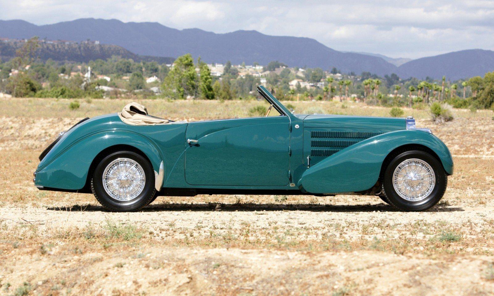 1938 Bugatti Type 57C Stelvio by Gangloff 5