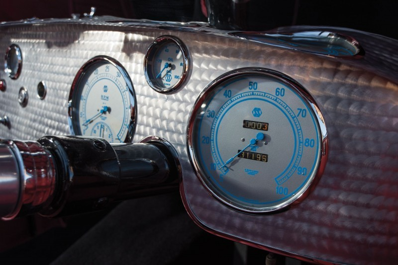 1939 JAGUAR SS100 2½-Litre Roadster by Van den Plas 28