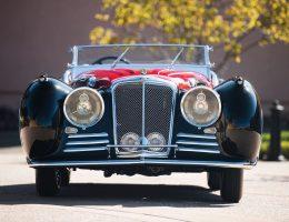RM Arizona 2016 – 1939 JAGUAR SS100 Roadster by Van den Plas