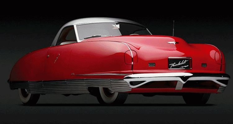 1941 Chrysler Thunderbolt Is Aero Convertible Coupe GIF header