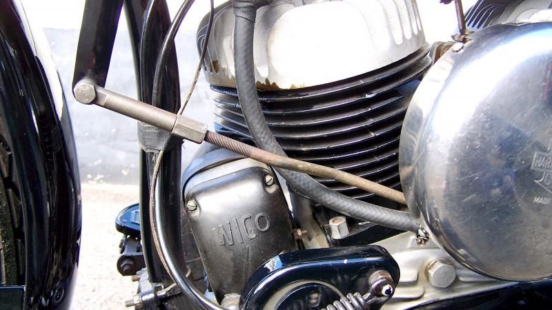 1951 Harley-Davidson WRTT 6