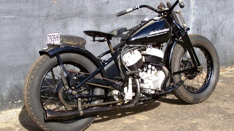 1951 Harley-Davidson WRTT 8