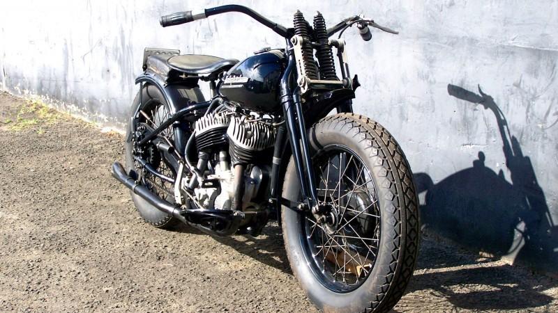 1951 Harley-Davidson WRTT 9