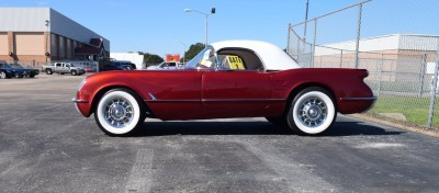 1953 Chevrolet Corvette Bubble Hardtop - 1989 Replica Vehicle 10