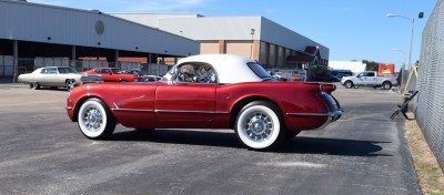 1953 Chevrolet Corvette Bubble Hardtop - 1989 Replica Vehicle 16